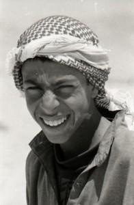 Jeune berger Palestinien